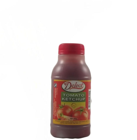 DELECT TOMATO KETCHUP 340ML