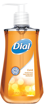 DIAL GOLD ANTIBACT. HAND SOAP 277ML