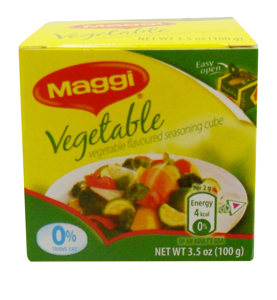 MAGGI VEGETABLE BOUILLON  100G