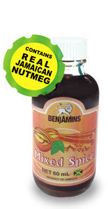 BENJAMINS MIXED SPICES 60ML