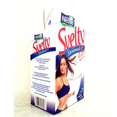 NESTLE SVELTY SKIMMED MILK 1LT