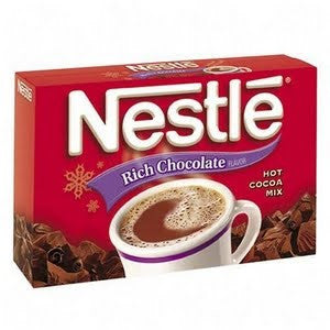 NESTLE MILK CHOCOLATE 6X20.2 G