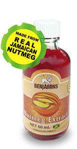 BENJAMINS NUTMEG EXTRACT 60ML