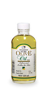 BENJAMINS OLIVE OIL 60ML