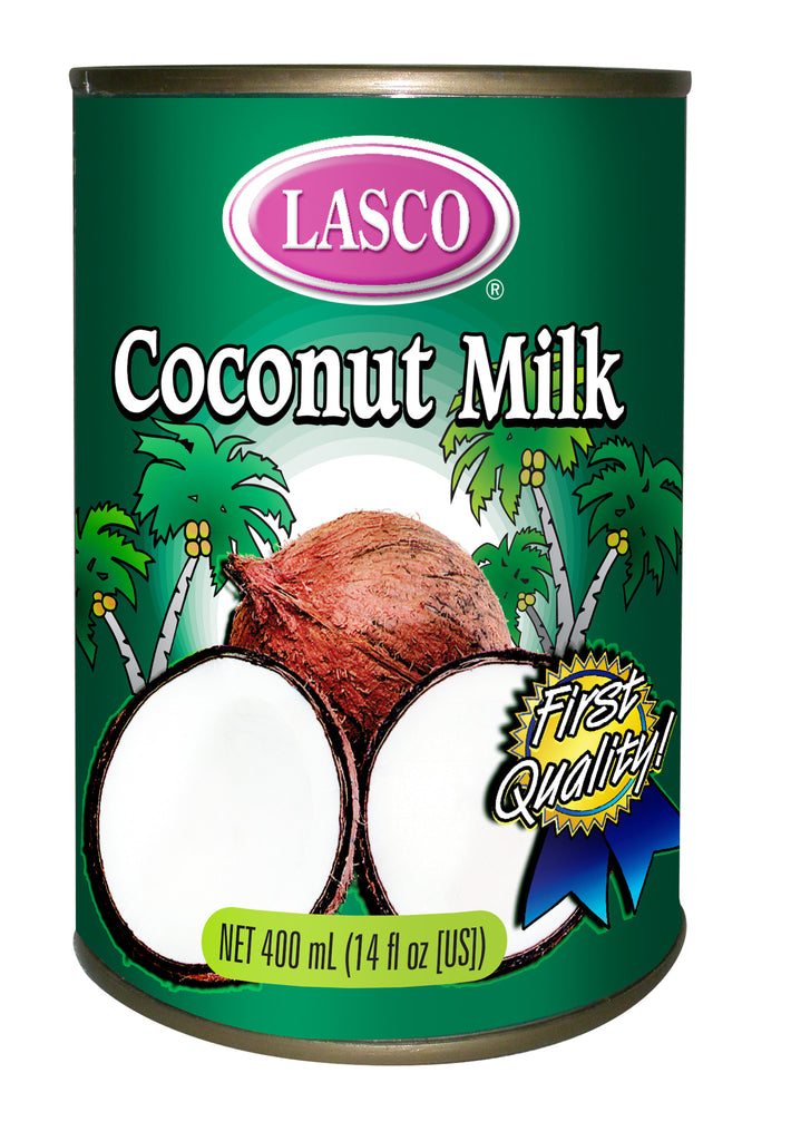 LASCO CANNED COCONUT MILK 400ML