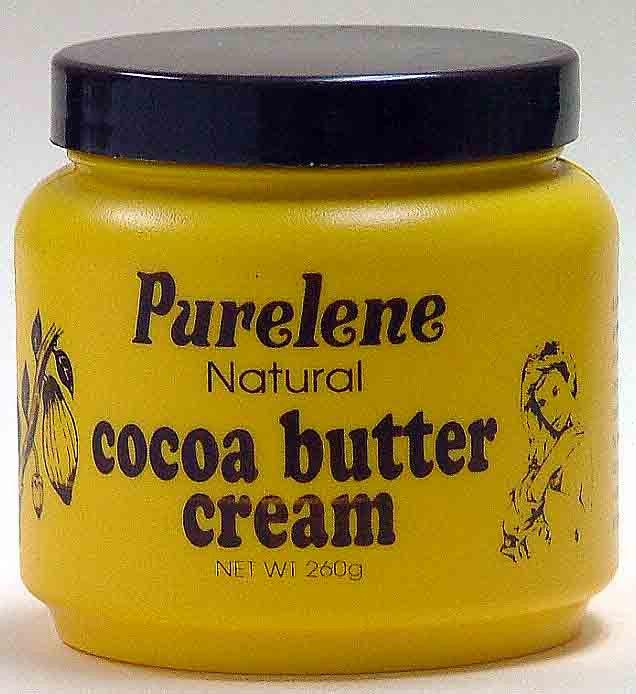 PURELENE NATURAL COCOA BUTTER CREAM 260G