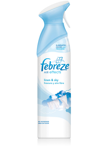 FEBREEZE AIR EFFECT LINEN & SKY 275G