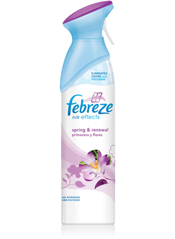 FEBREEZE AIR EFFECT SPRING & RENEWAL 275G