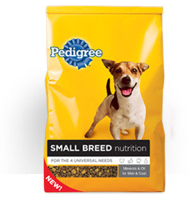PEDIGREE SMALL BREED 2KG
