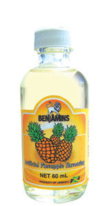BENJAMINS ARTIFICIAL PINEAPPLE FLAVOURING 60ML