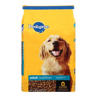 PEDIGREE ADULT COMPLETE NUTRITION 10KG