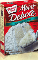 DUNCAN HINES COCONUT SUPREME CAKE MIX 517G