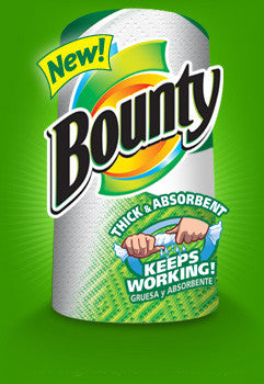 BOUNTY HAND TOWEL SMALL ROLL
