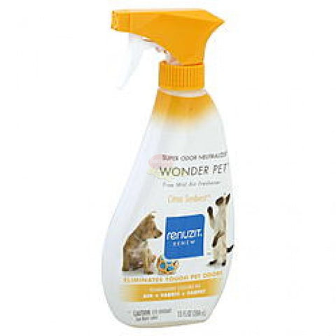 RENZUIT RENEW WONDER PETS FRESHNER 384ML