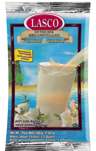 LASCO SOY FOOD DRINK VANILLA 400 G