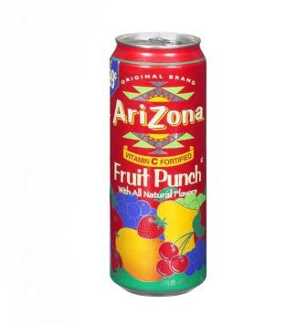 ARIZONA FRUIT PUNCH 680ML
