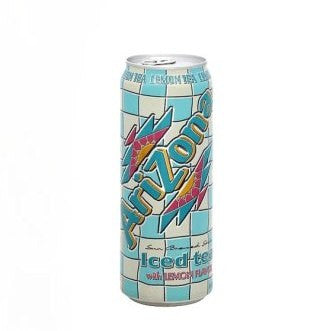 ARIZONA ICED TEA WITH LEMON FLAVOR 680ML