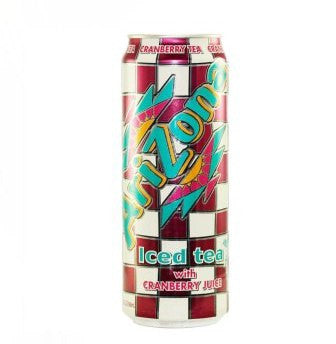 ARIZONA ICED TEA WITH CRAN-JUICE 680ML