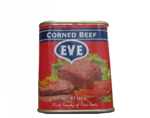 EVE CORNED BEEF 340G