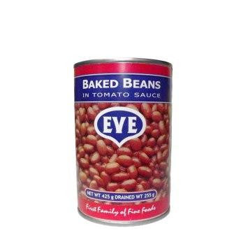 EVE BAKE BEAN 425G