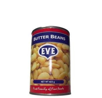 EVE BUTTER BEAN 425G