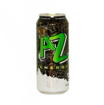 ARIZONA A-Z ENERGY 444ML