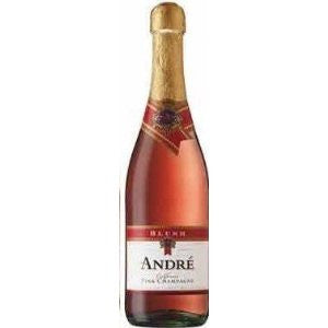 ANDRE ROSE CHAMPAGNE 750ML