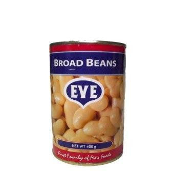 EVE BROAD BEANS 400G