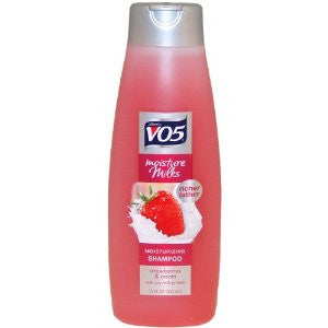 ALBERTO V05 STRAWBERRIES & CREAM SHAMPOO 443ML