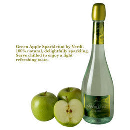 VERDI GREEN APPLE SPARKLETINI 750 ML