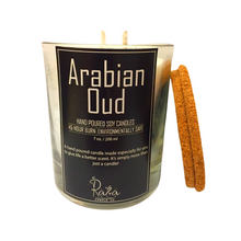 Load image into Gallery viewer, Arabian Oud Soy Candle