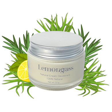 natural deodorant lemongrass natural deodorant