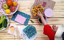 Load image into Gallery viewer, Beeswax Food Wrap Set