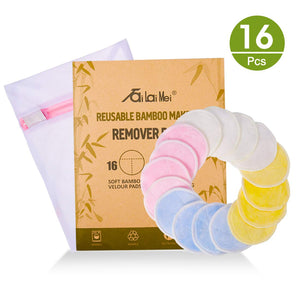 Reusable Makeup Remover Rounds