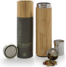 Load image into Gallery viewer, All-Beverage Travel Thermos Mug, 500ml Capacity, The Naturalist