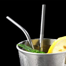 Load image into Gallery viewer, Reusable Stainless Steel Straws, Value Set