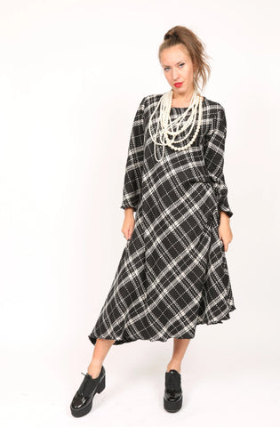 WOD100 Wool Dress