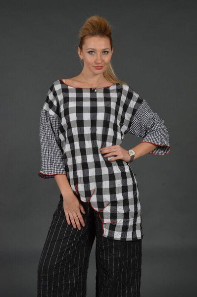 CST5114 Crunch Stripe Top