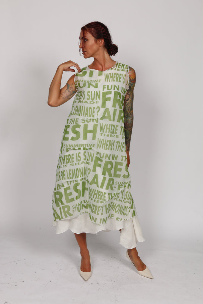 Funky Layer Dress