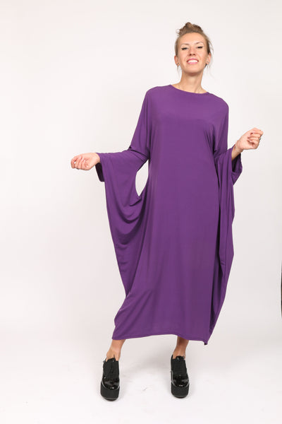 Long Jersey Dress for ocassions