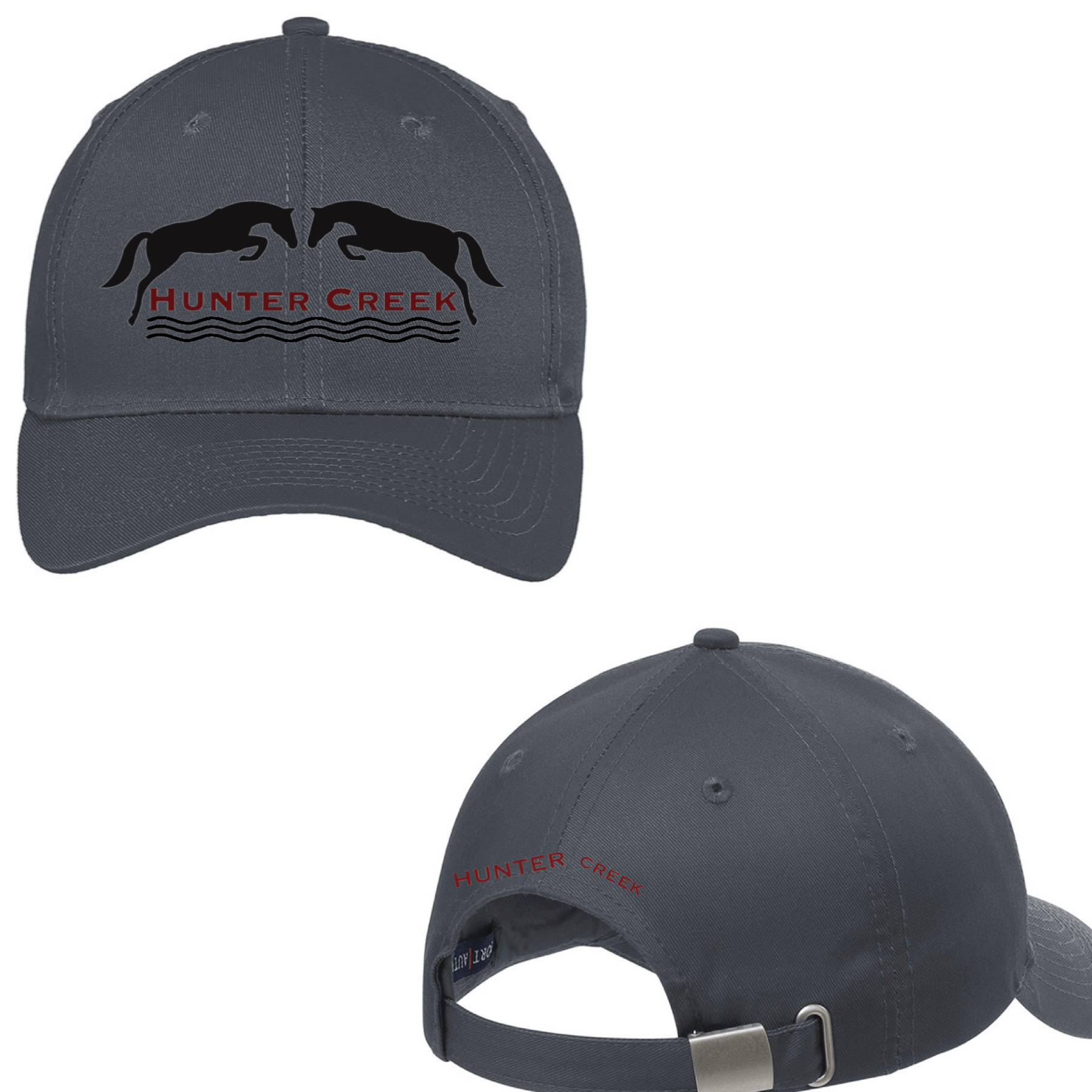 Equestrian Team Apparel Custom Team Hats Grey Hunter Creek baseball cap equestrian team apparel online tack store mobile tack store custom farm apparel custom show stable clothing equestrian lifestyle horse show clothing riding clothes horses equestrian tack store
