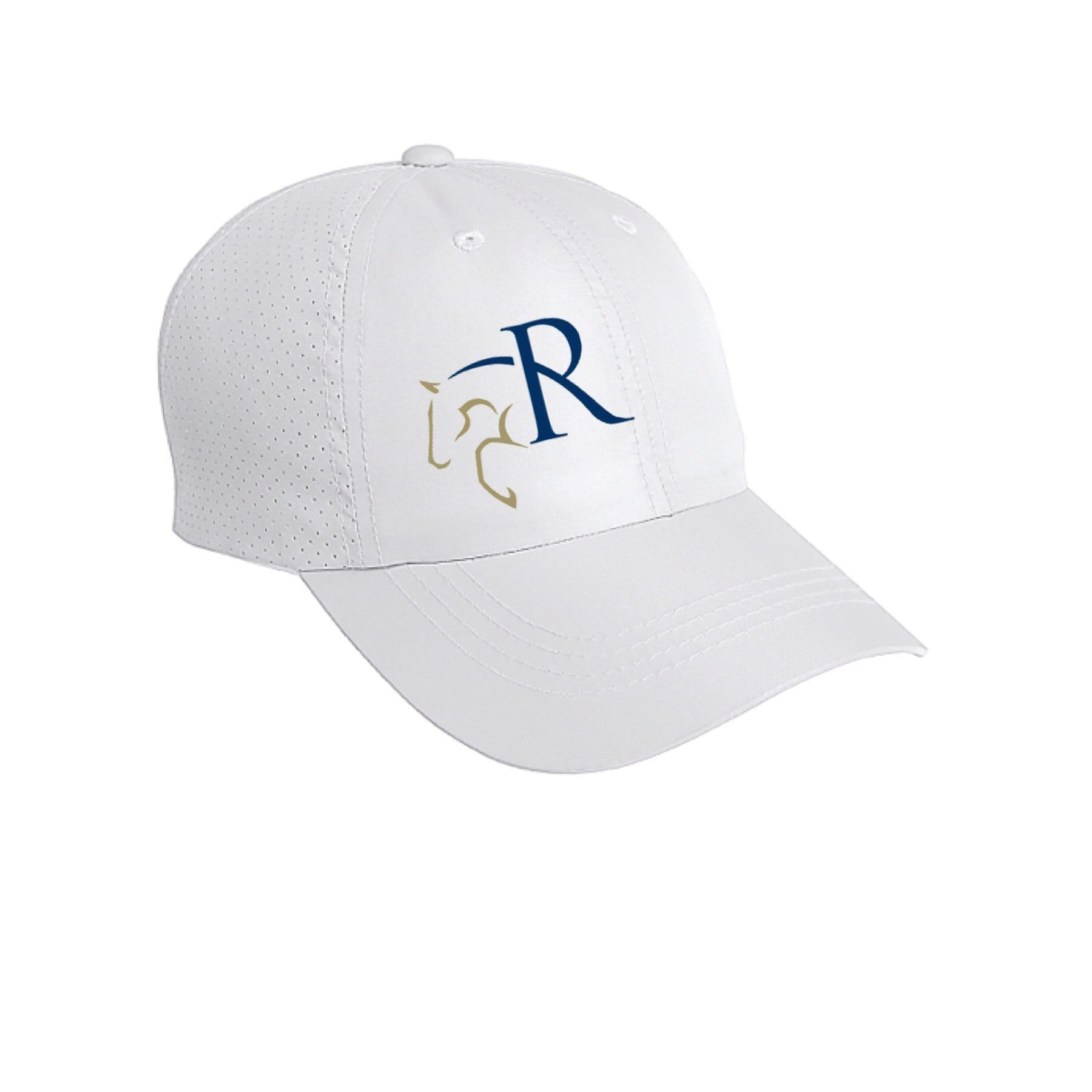 Equestrian Team Apparel Custom Team Hats Rivers Edge Farm Baseball Cap equestrian team apparel online tack store mobile tack store custom farm apparel custom show stable clothing equestrian lifestyle horse show clothing riding clothes horses equestrian tack store