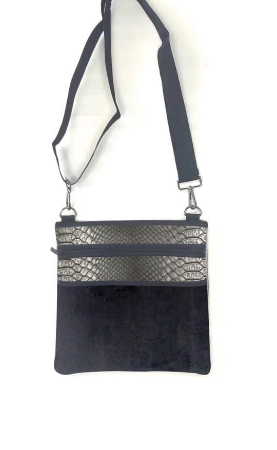 Haute Shore Bags Haute Shore Totes / Peyton Glam Crossbody equestrian team apparel online tack store mobile tack store custom farm apparel custom show stable clothing equestrian lifestyle horse show clothing riding clothes horses equestrian tack store