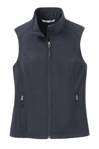 Equestrian Team Apparel Custom Vests Yes / XLarge Soft Shell Vest / Battleship Grey equestrian team apparel online tack store mobile tack store custom farm apparel custom show stable clothing equestrian lifestyle horse show clothing riding clothes horses equestrian tack store