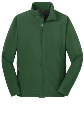Equestrian Team Apparel Custom Jacket Yes / XLarge Soft Shell Jacket / Forest Green equestrian team apparel online tack store mobile tack store custom farm apparel custom show stable clothing equestrian lifestyle horse show clothing riding clothes horses equestrian tack store