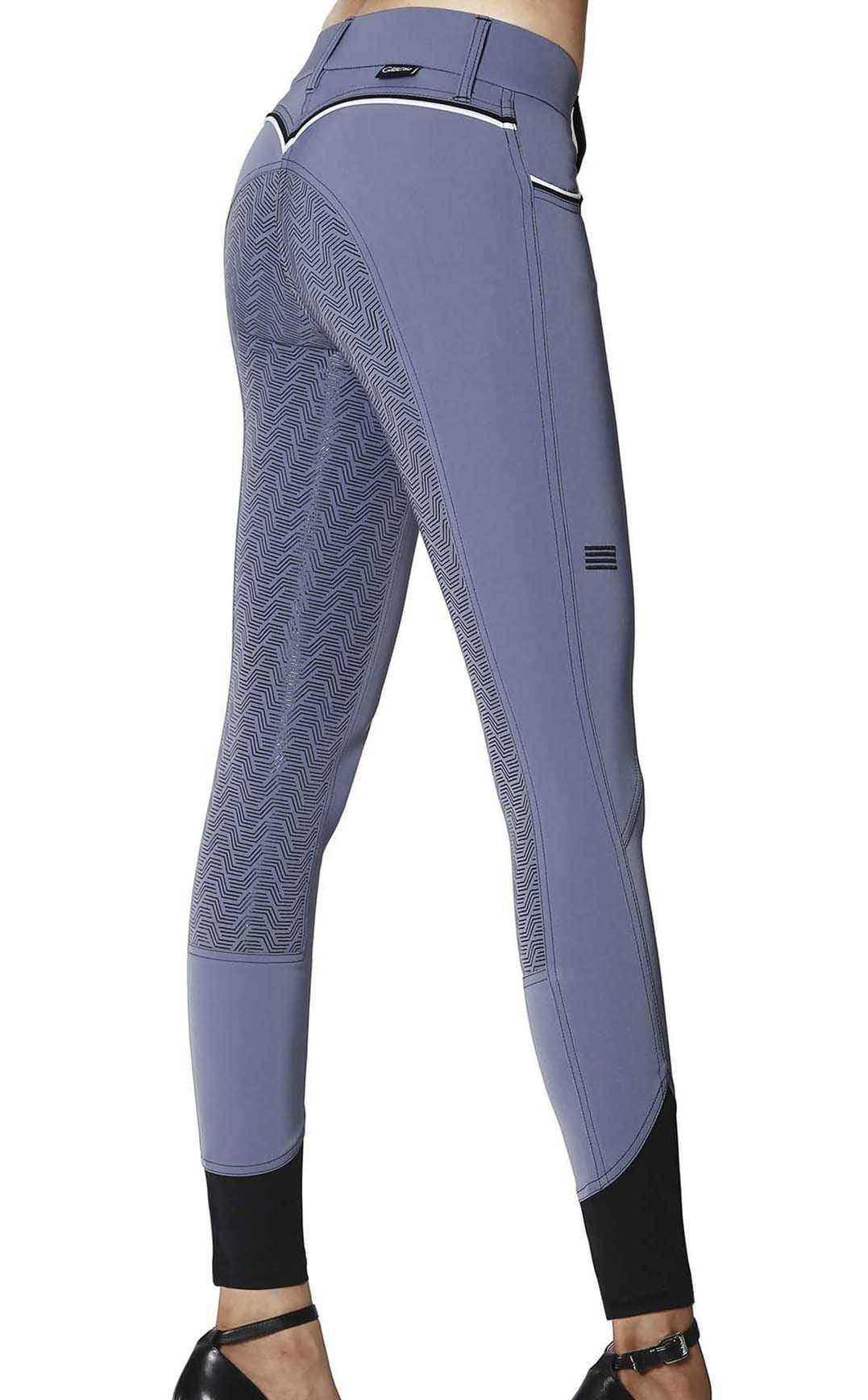 GhoDho Breeches sz 30 / Sky GhoDho Adena Full Seat Breeches equestrian team apparel online tack store mobile tack store custom farm apparel custom show stable clothing equestrian lifestyle horse show clothing riding clothes horses equestrian tack store