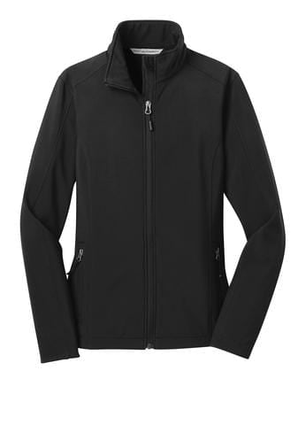 Equestrian Team Apparel Custom Jacket Yes / XLarge Soft Shell Jacket / Black equestrian team apparel online tack store mobile tack store custom farm apparel custom show stable clothing equestrian lifestyle horse show clothing riding clothes horses equestrian tack store