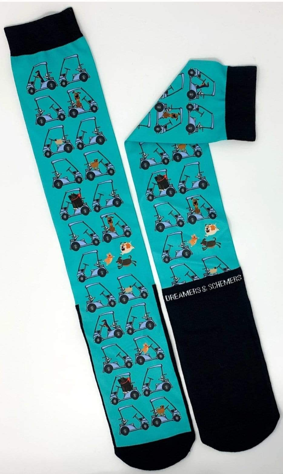 Dreamers & Schemers Socks Dreamers & Schemers Carty Party equestrian team apparel online tack store mobile tack store custom farm apparel custom show stable clothing equestrian lifestyle horse show clothing riding clothes horses equestrian tack store
