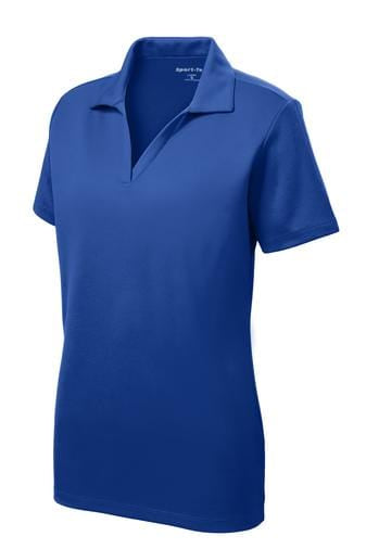 Equestrian Team Apparel Shirts Yes / XLarge Ladies Polo / True Royal Blue equestrian team apparel online tack store mobile tack store custom farm apparel custom show stable clothing equestrian lifestyle horse show clothing riding clothes horses equestrian tack store