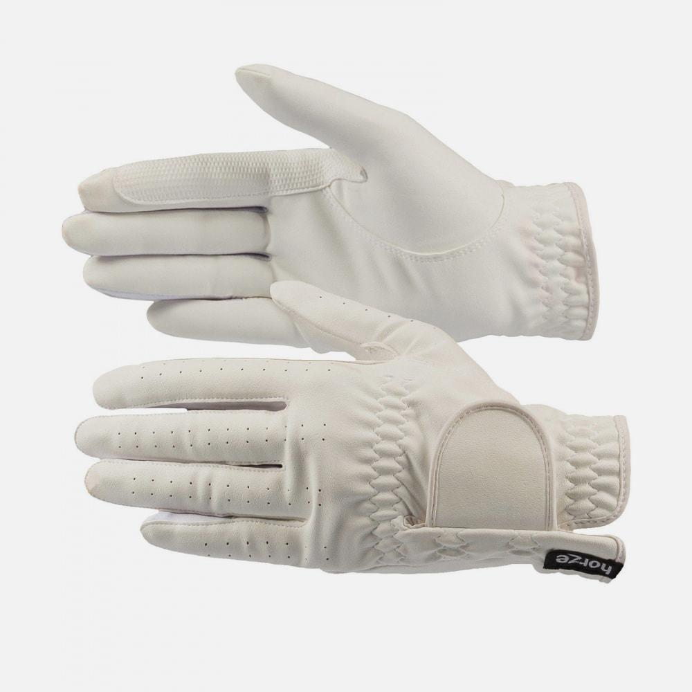 Equinavia Gloves Eleanor Flex Fit Riding Gloves- White equestrian team apparel online tack store mobile tack store custom farm apparel custom show stable clothing equestrian lifestyle horse show clothing riding clothes horses equestrian tack store